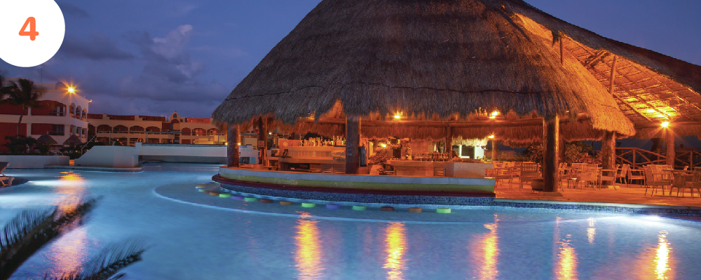 Capture The Top 8 Must-Lounge-in Swim-Up Bars