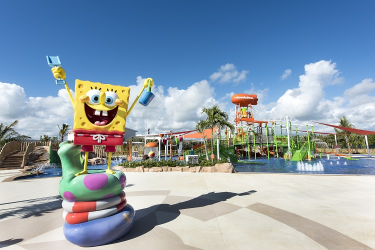 Uniquely Themed Resorts Nickelodeon Hotels and Resorts Punta Cana