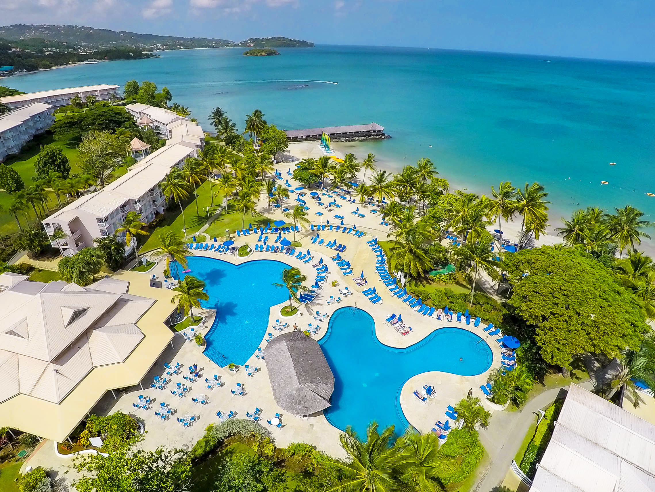 St Lucia All Inclusive Resorts, St Lucia Vacations