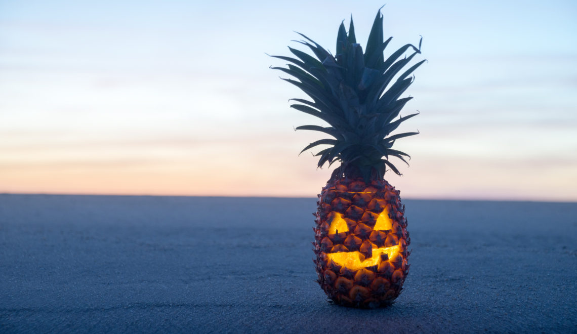 Halloween: Celebrate America's Spookiest Holiday in the Caribbean!