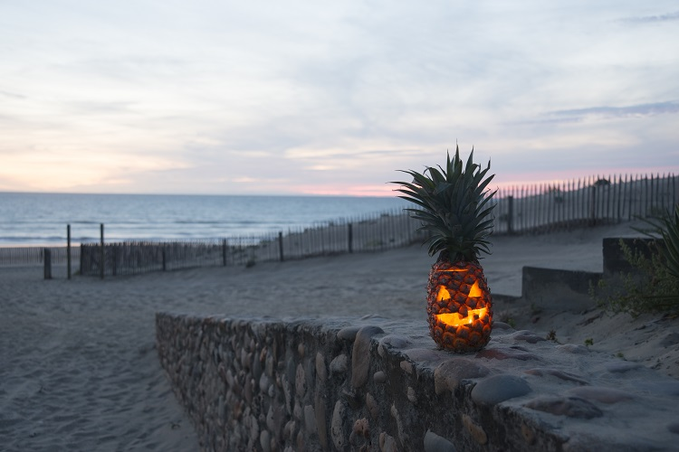 Halloween in the Caribbean