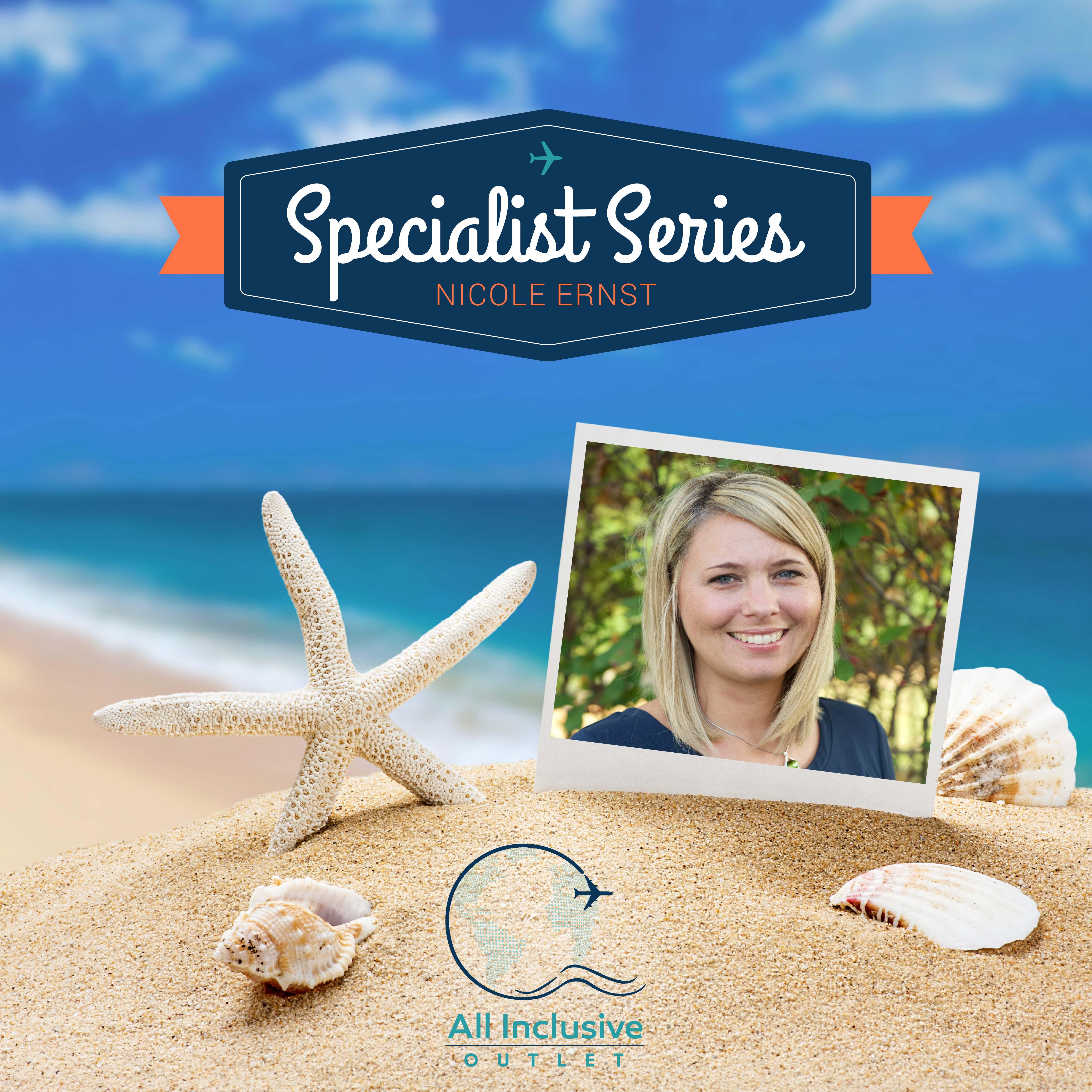 Specialist Series: Nicole Ernst