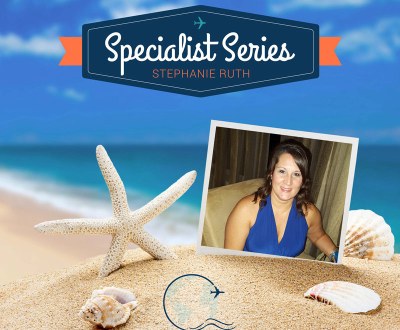 Specialist Series: Stephanie Ruth
