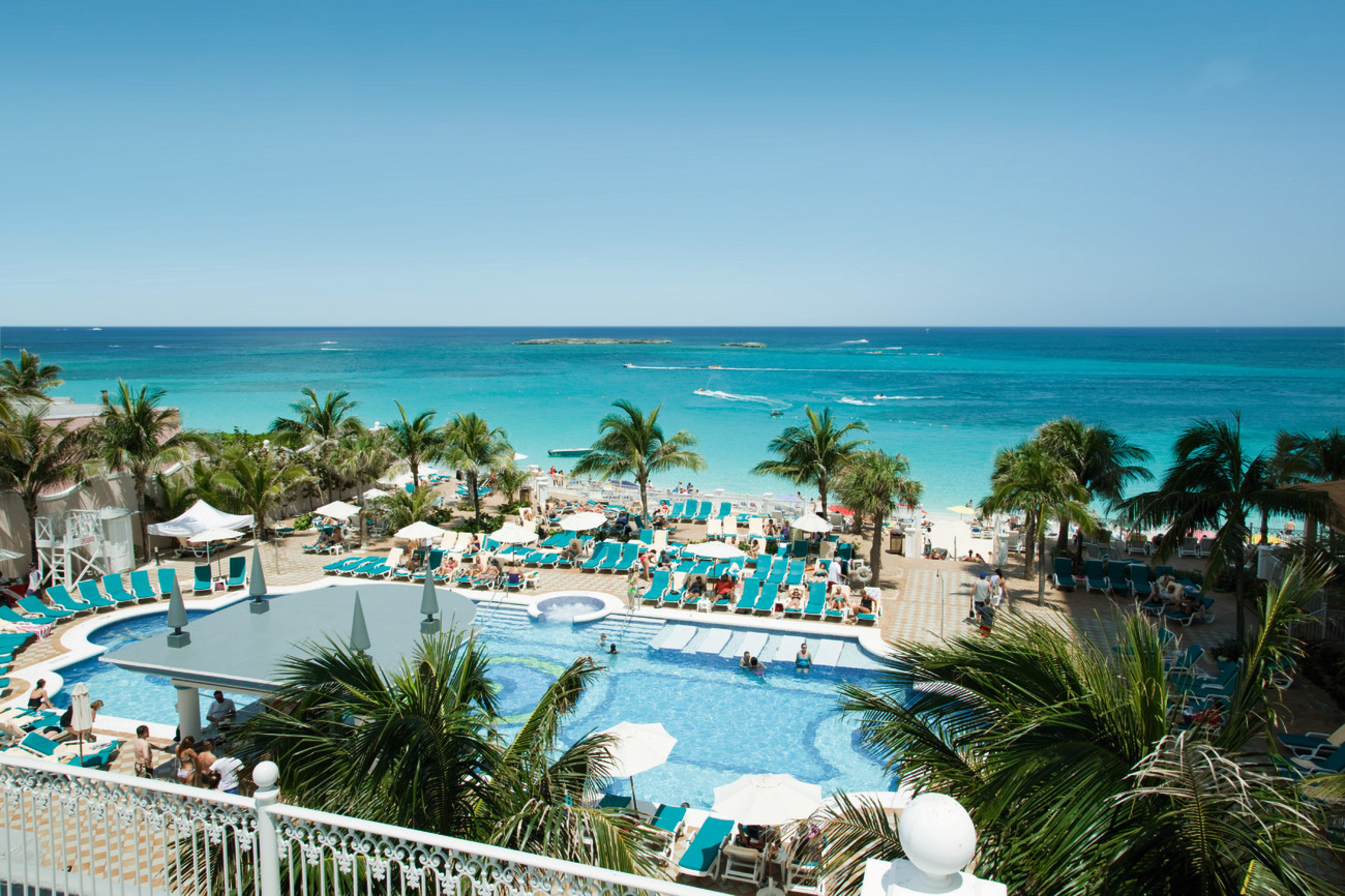 Riu Palace Paradise Islands