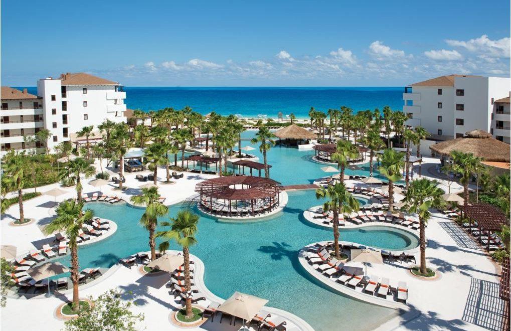 Featured Resort Spotlight: Secrets Playa Mujeres Golf & Spa Resort