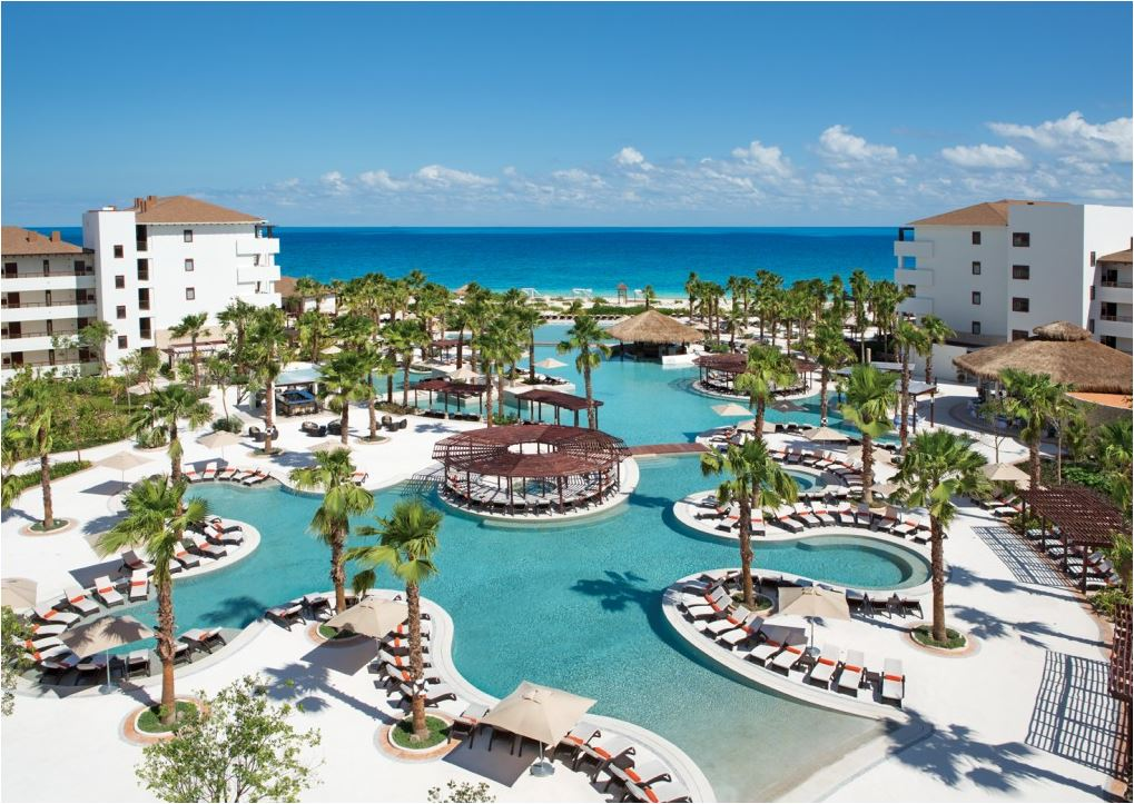 Aerial-1 Featured Resort Spotlight: Secrets Playa Mujeres Golf & Spa Resort