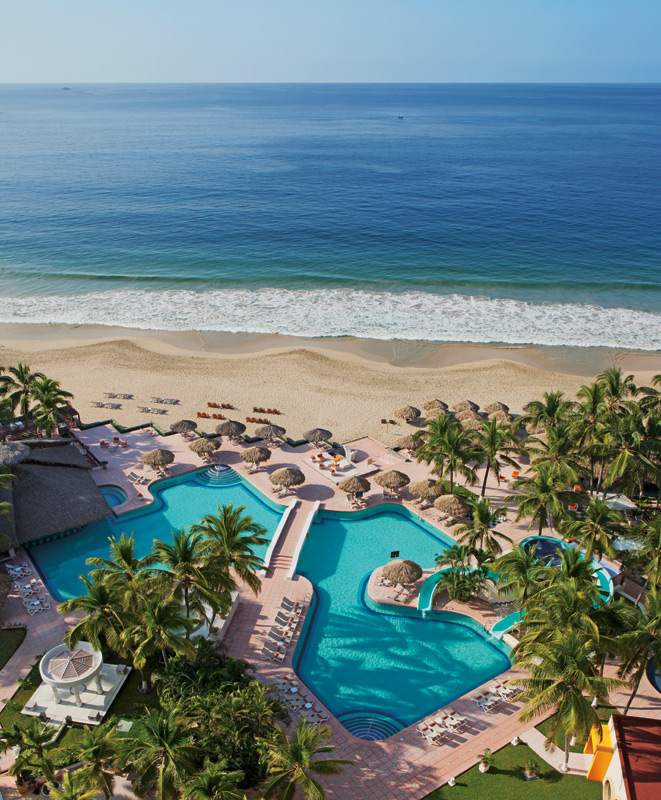 hard-rock-hotel-aerial-shot-from-building-to-ocean-4 Cheap All Inclusive Resorts in Mexico