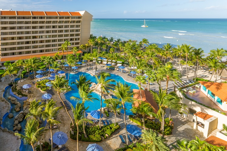 Barcelo-Aruba-1 Barcelo Aruba All Inclusive Vacations