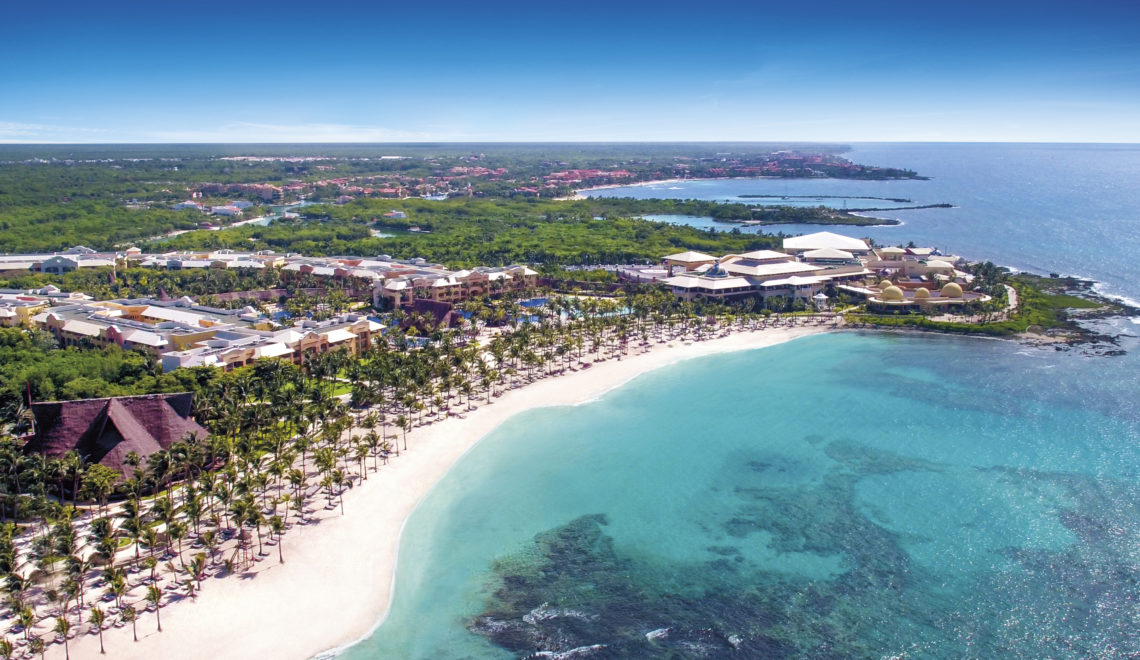 Featured Resort Spotlight: Barcelo Maya Palace