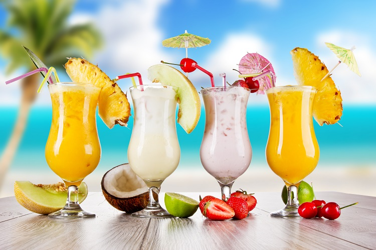 Best cocktails in the Caribbean