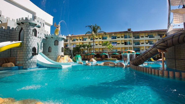 Crown-Paradise-Club-Puerto-Vallarta Best All Inclusive Vacations for Families