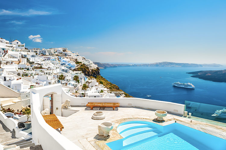 winter cruise destinations - Mediterranean