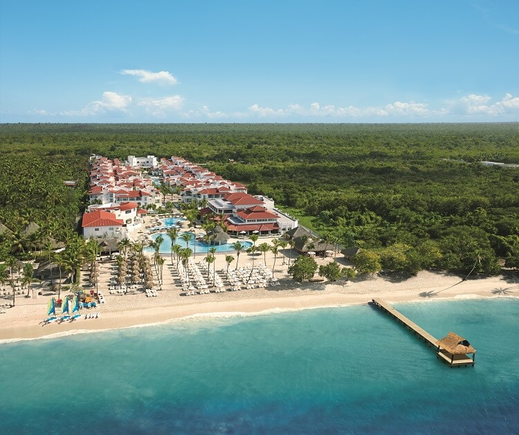 Dreams Dominicus All Inclusive Vacations
