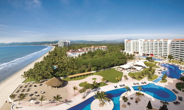 Excellence-Riviera-Cancun Best All Inclusive Golf Resorts