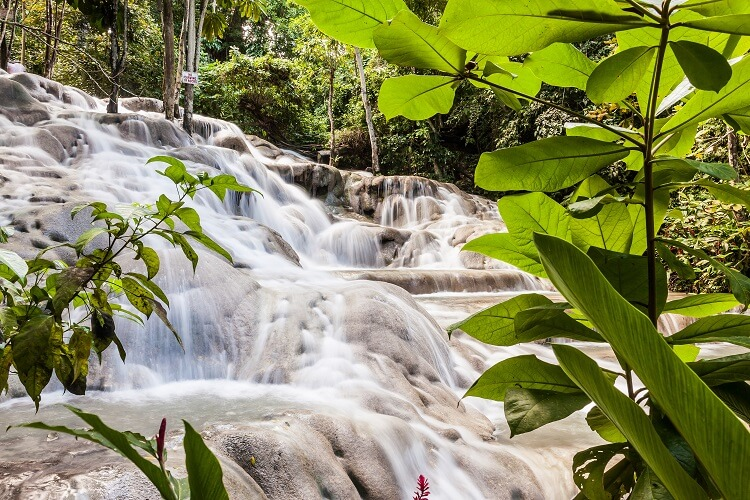 Dunns-River-Falls Things to Do in the Caribbean – Top 6 Activities