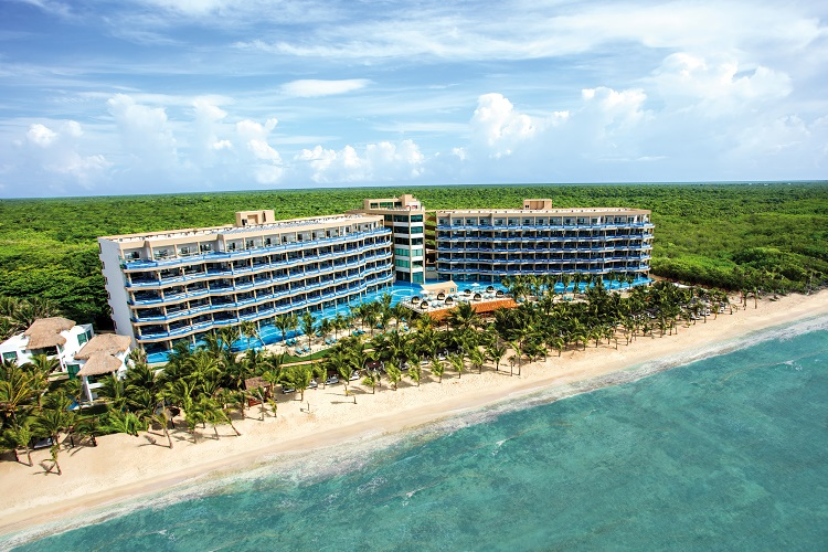 El-Dorado-Seaside-Suites-aerial-1 El Dorado Seaside Suites All Inclusive Vacations