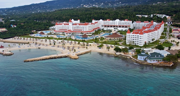 Grand Bahia Principe Jamaica all inclusive vacations