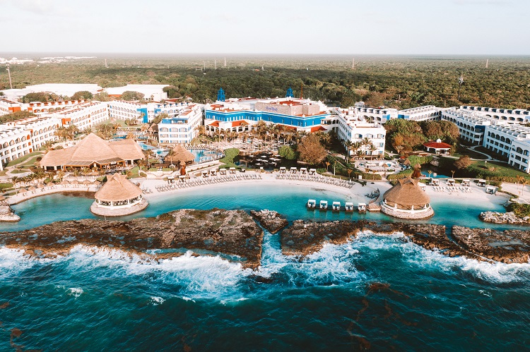 Mexico All Inclusive Vacations: Heaven at the Hard Rock Hotel Riviera Maya