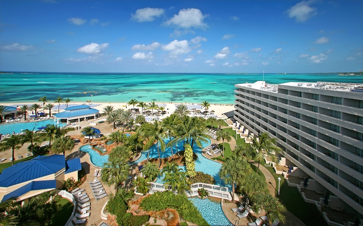 Melia-Nassau-Beach Best Places to Stay in the Bahamas – Top 5 All Inclusive Resorts
