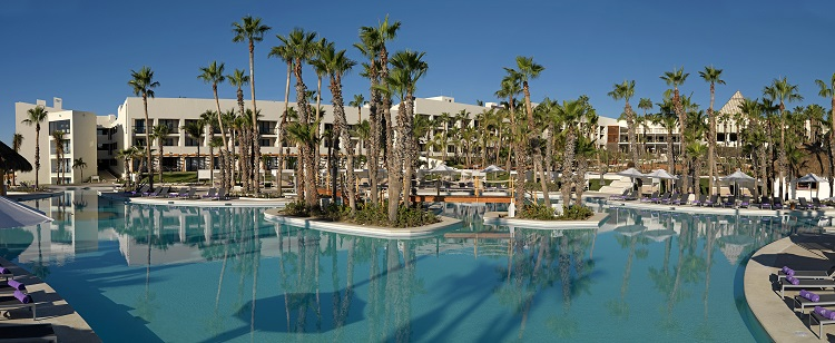 Paradisus Los Cabos all inclusive vacations