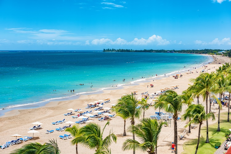 Puerto-Rico-beach Is Puerto Rico Safe to Travel to: Puerto Rico Travel Tips for Tourists