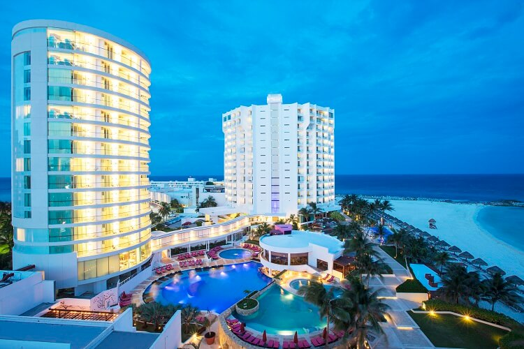Reflect-Krystal-Grand-Cancun Reflect Krystal Grand Cancun All Inclusive Vacations