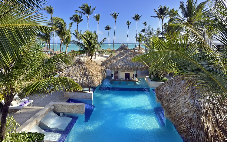 Gabi-Beach Paradisus Punta Cana All Inclusive Vacations