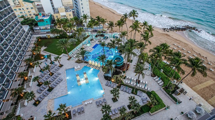 La-Concha-Renaissance-Resort Puerto Rico Beach Resorts for Every Budget