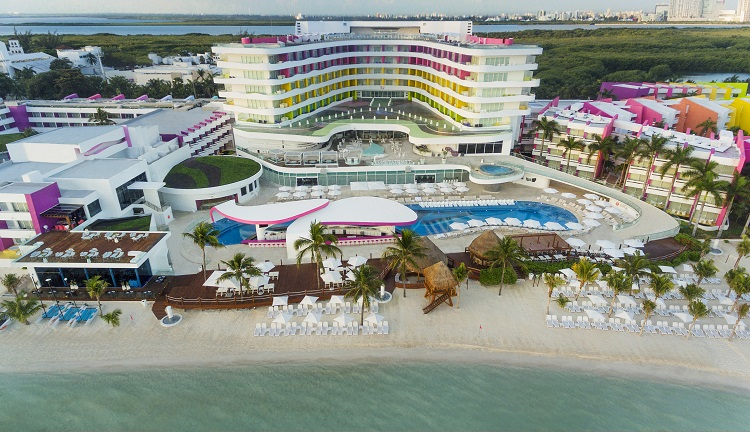 Temptation Cancun Resort all inclusive vacations