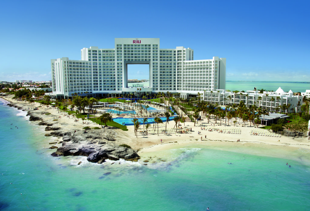 hard-rock-hotel-aerial-shot-from-building-to-ocean-3 Best All-Inclusive Resorts in Cancun